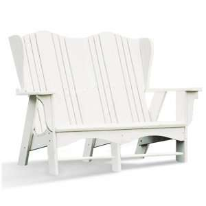 WESTPORT WING SETTEE 1 - STUART MEMBERY HOME COLLECTION