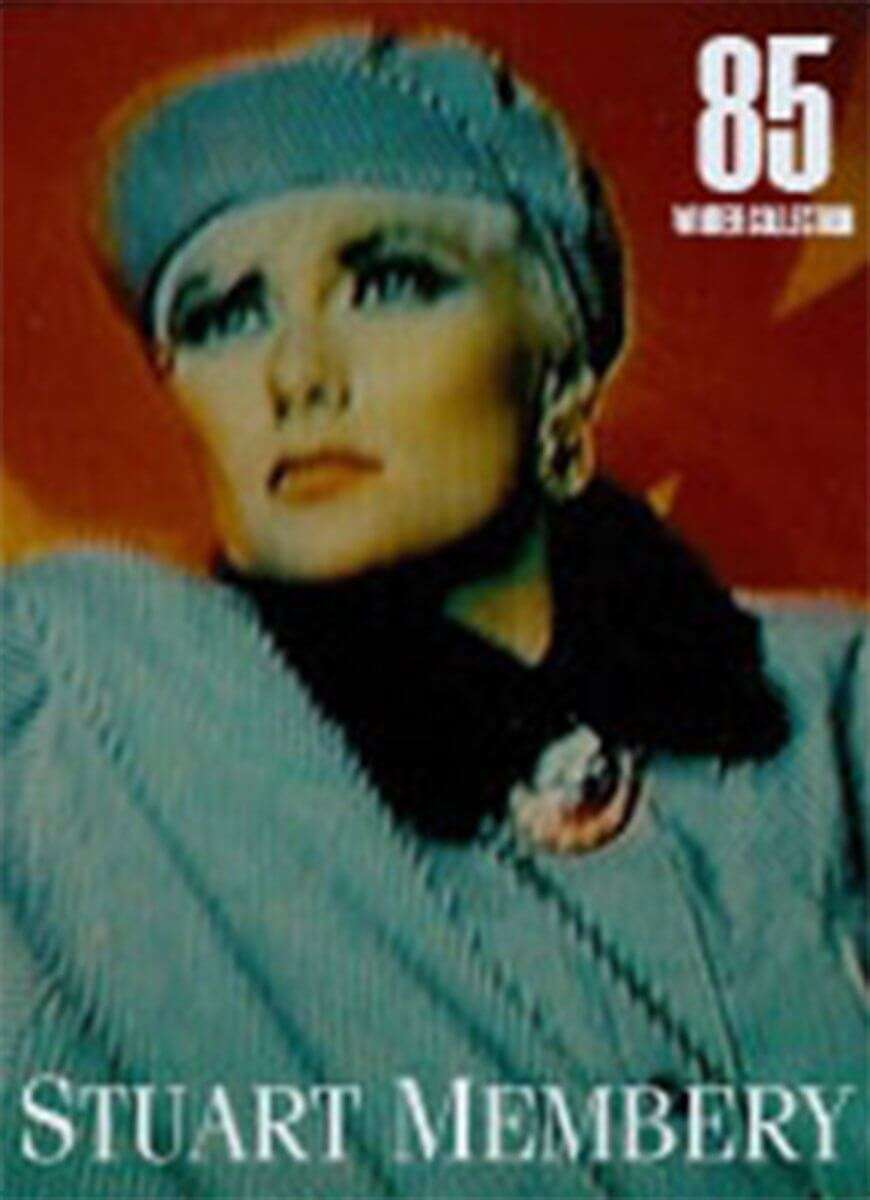 STUART MEMBERY FASHION - WINTER 1985 BR WOMEN