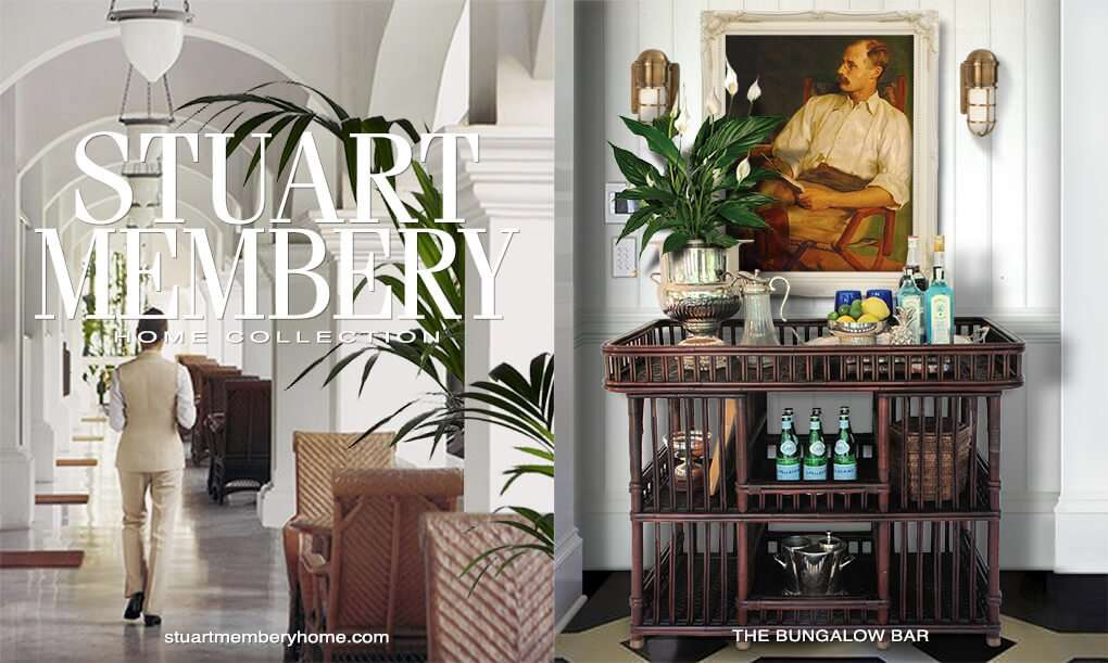 BUNGALOW BAR - STUART MEMBERY HOME COLLECTION