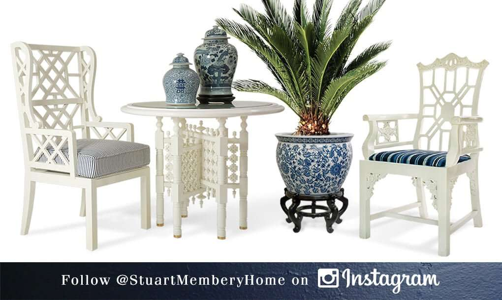 PARAGON CONSERVATORY - STUART MEMBERY HOME COLLECTION