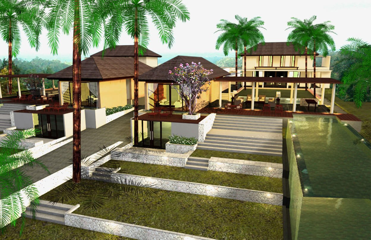 KANDARA VILLA BALI 01 - STUART MEMBERY HOME COLLECTION