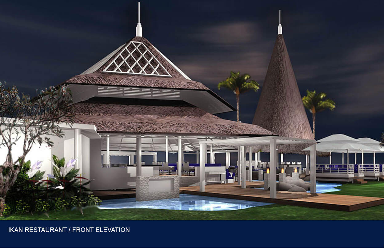 WESTIN HOTEL BALI- STUART MEMBERY ARCHITECTURE & INTERIORS